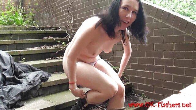 Porno caliente sin registro  Petite Stripper porno amateu latino obtiene DP